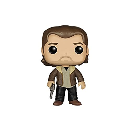 MCC Studio Funko Pop Television : The Walking Dead - Rick Grimes#306 3.75inch Vinyl Gift for Zombies Television Fans Bobblehaed