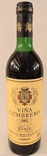 Viña Cumbrero 1982. Bodegas Montecillo. Fuenmayor. La Rioja.