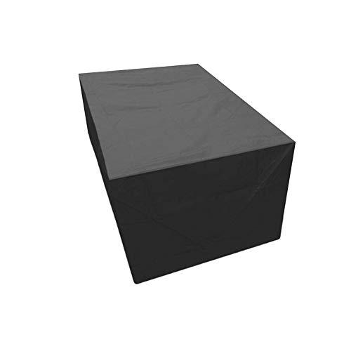 Conjuntos De Muebles Esquina JardíN 210d Oxford, Guardapolvo para Mesa Sofá Forma L, Cubierta Impermeable para Sofa Al Aire Libre Patio
