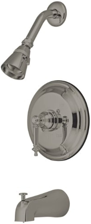 Kingston Brass Templeton Single Handle Tub & Shower Faucet