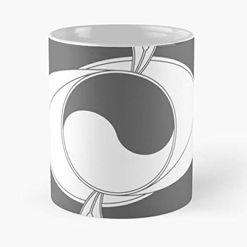 Generic Shoujo Shield Subtle Qb Madoka Homura Anime Mahou Best 11 oz Kaffeebecher - Nespresso Tassen Kaffee Motive