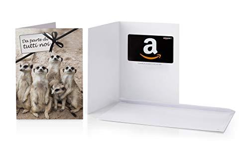 Buono Regalo Amazon.it - Biglietto d'auguri Da parte di tutti noi