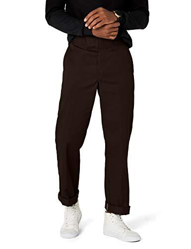 Dickies - 874 Original - Pantalon - Homme - Marron (Dark Brown) - W30/L30