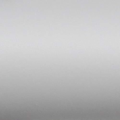 TipTopCarbon 6,45€/m² Möbelfolie Hell-Grau Matt Klebefolie 5m x 62cm selbstklebende Plotterfolie matte