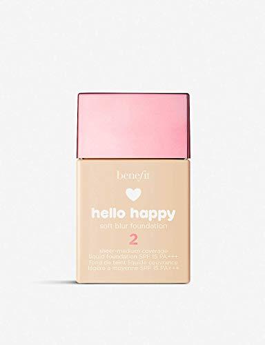 Hello Happy Soft Blur Foundation Shade 2