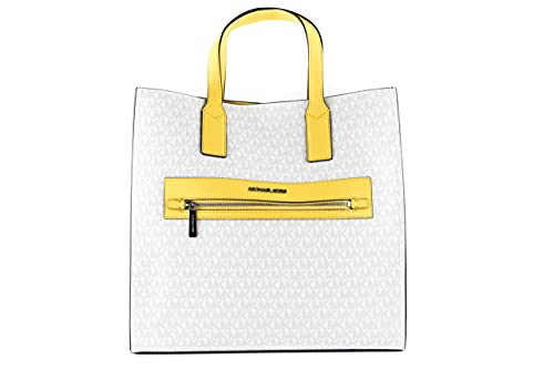 Made of PVC with leather trim; Magnetic snap closure; Back wall zip pocket and 2 slip pockets; 1 large front Zip pocket Brand name leather and metal charm detail on front; Adjustable, detachable canvas shoulder strap of 18-20 inches drop Double Flat ...