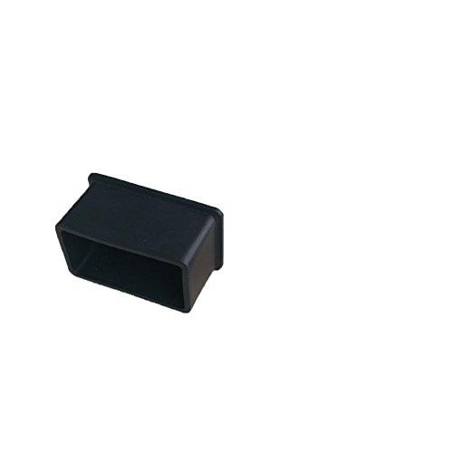 Preisvergleich Produktbild OHmais 4pcs Silikon stuhlbeine Fußkappen Schutzkappen Tassen Pads Möbel Tisch deckt Boden Protektoren Chair Leg Pads für 40 * 60mm