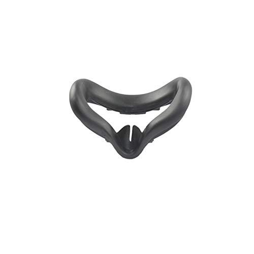 SHEAWA Gafas de silicona suave a prueba de sudor para casco Oculus Que