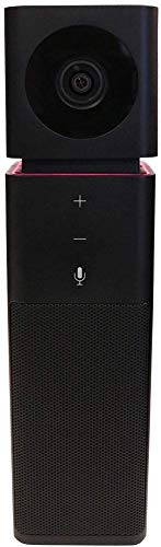 HuddleCamHD GO Camera Built-in Microphone and Speaker Combo - 1080P Conference Room Camera USB 2.0
