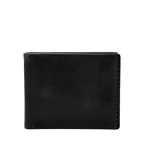 Fossil Beck Black Men's Wallet (ML4134001)