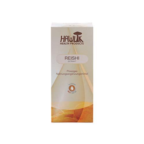 Hawlik Vitalpilze - Hawlik Vitalpilze - Reishi Flüssigextrakt - 100 ml - 40% Polysacchariden - Kalium - Zink - Vitamin C - Extrakt