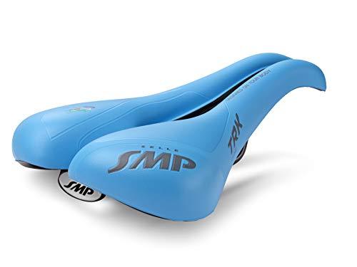 Selle SMP SMPTRKLARGELB SMP TRK Selle Bleu Clair Taille L