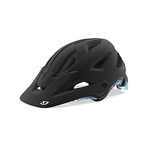 Giro Damen Montara MIPS Fahrrad Helm, Mattschwarzer Marmor, S