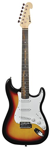 Guitarra eléctrica profesional Chord