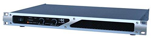 "E-Lektron DA-2300 Stereo DJ PA Digital Verstärker Endstufe 600W-RMS 19""-1HE"