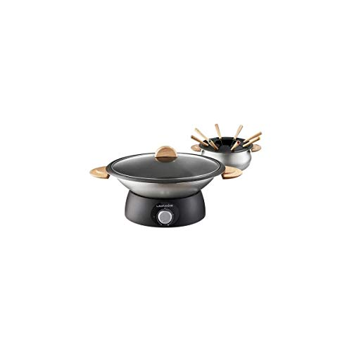 LAGRANGE Appareil à fondue Classic + Wok 349009