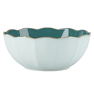 Marchesa Shades of Teal All Purpose Bowl by Lenox