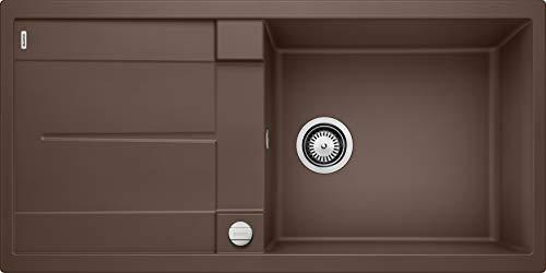 Blanco Küchespüle Metra (60 cm Unterschrank - XL-Becken), cafe, 515287