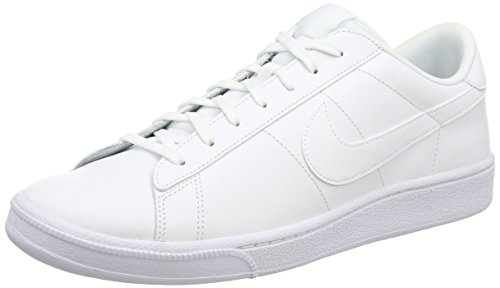 Nike Classic CS, Scarpe da Tennis Uomo, Bianco (White/White), 42 EU