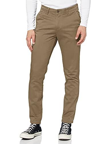 Jack & Jones Jjimarco Jjbowie Sa Pantalones, Beige (Beige Beige), W34/L30 (Talla del Fabricante: 34) para Hombre