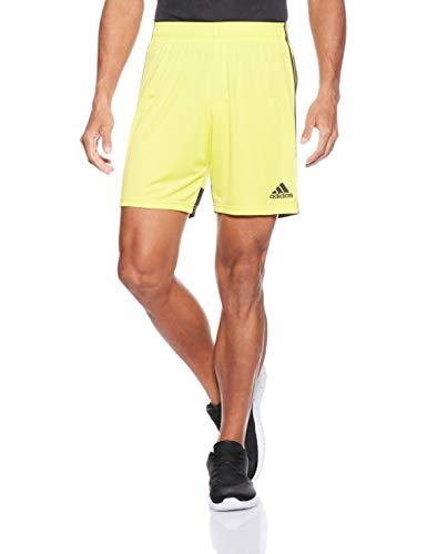 Adidas Tastigo 19 SRT, Pantaloncini Uomo, Giallo (Bright Yellow/Black), M