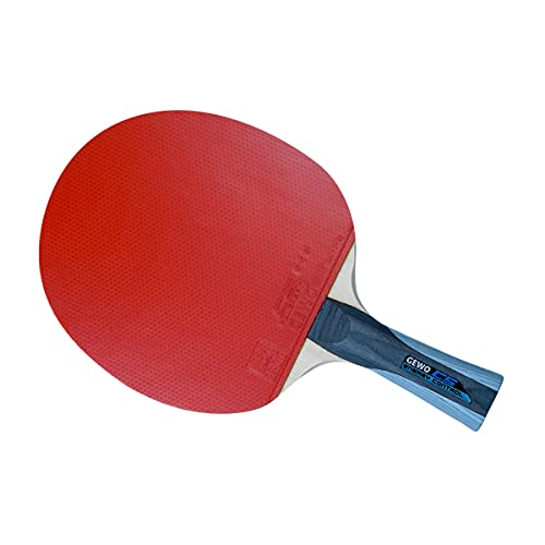 GEWO Erwachsene Schläger CS Energy Control konkav/Entwickelt von Christian Süß Tischtennisschläger, Grau/Blau