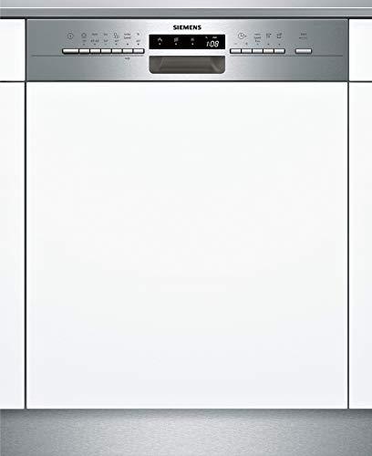 Siemens SN536S01NE iQ300 teilintegrierter Geschirrspüler / A++ / 262 kWh/Jahr / 1876 L/Jahr / varioSpeed Plus / Glas 40 Programm / varioSchublade / varioFlex-Korbsystem