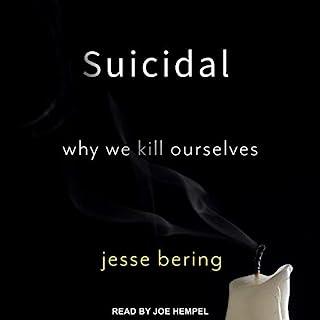 Suicidal audiobook cover art