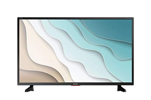 Sharp Aquos TV 32� HD LC-32HI3522E, suono Harman Kardon, SAT, 3xHDMI, 2xUSB, Hotel mode, Uscite cuffie, Scart e Audio Digitale