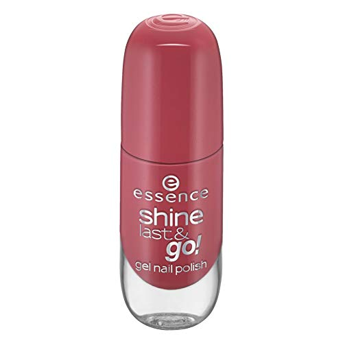 essence - Nagellack - shine last & go! gel nail polish - 48 my love diary
