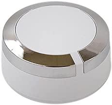 GE Dryer Timer Knob, White, WE01X24552