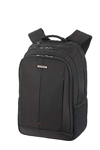 Samsonite Guardit 2.0, 15.6 Pollici Zaino Porta PC, 44 cm, 22.5 L, Nero (Black)