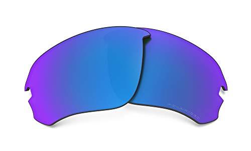 Oakley RL-Flak-Draft-AF-3 Lentes de reemplazo para Gafas de Sol, Multicolor, 55 Unisex Adulto