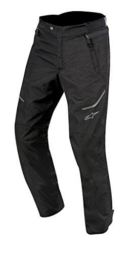 Alpinestars AST-1 Waterproof Textilhose 2016, Farbe schwarz, Größe 2XL