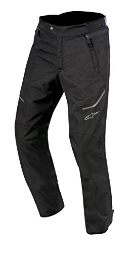 Alpinestars AST-1 WP - Pantalón (Talla L), Color Negro