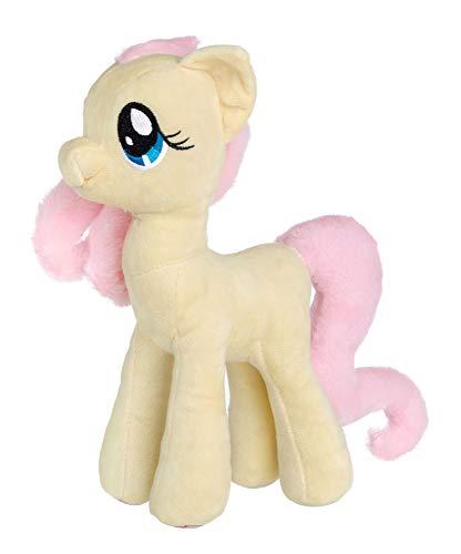 Meine kleinen Ponys My Little Pony Plüschtier Kuscheltier Fluttershy 27 cm (Gelb-Fluttershy)