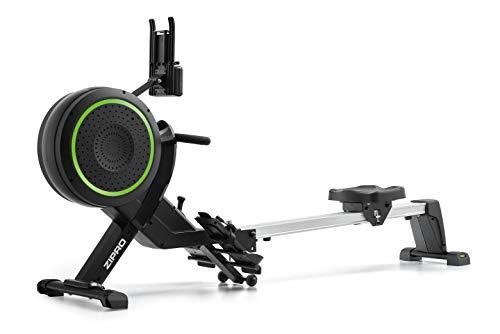 Zipro Dash Rudergerät klappbar für zuhause,leises & wartungsfreies Magnetbremssystem, kugelgelagerter Rudersitz, Trainingscomputer, 6299212