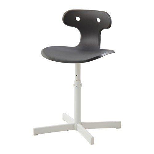 Ikea Molte - Silla de escritorio, color gris