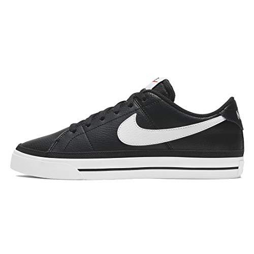 Nike court legacy nero bianco unisex - 39