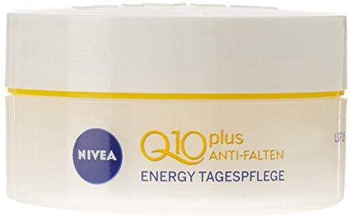 Nivea Visage Q10 Energy LSF15 Tagespflege, Gesichtspflege, 50 ml