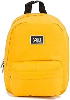 Vans MINI Mustard Yellow Small Backpack