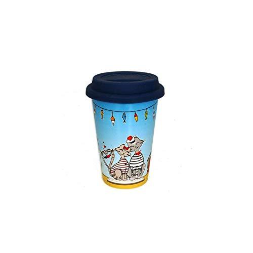 Mug de voyage Roxy - 400 mL - Céramique