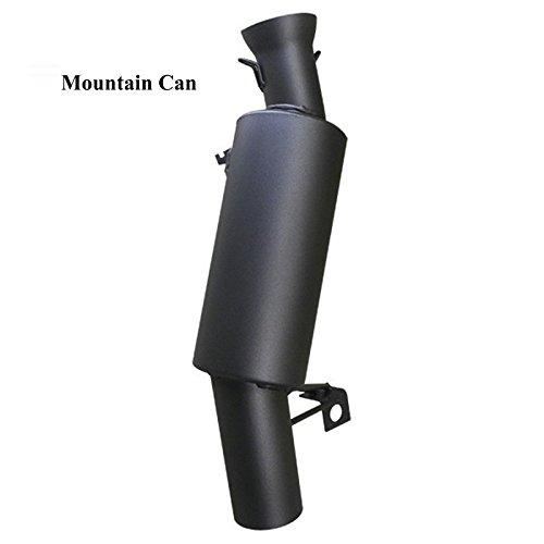 2012-2017 Arctic Cat Pro Cross F/XF/M 800 / ZR/XF/M 8000 – Mountain Can by GGB Exhaust