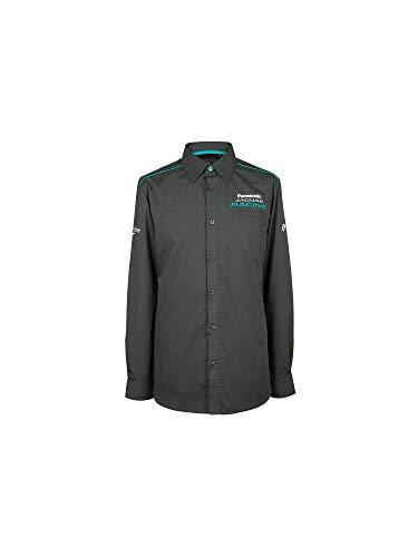 Jaguar Herren 50jdsm044g Herren Panasonic Racing Paddock Shirt L grau