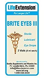 top rated Life Extension Brite Eyes III, 2 tubes, 5 ml each 2021