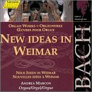 New Ideas in Weimar: Organ Work