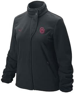NIKE Oklahoma Sooners Women's Full Zip Jacket
