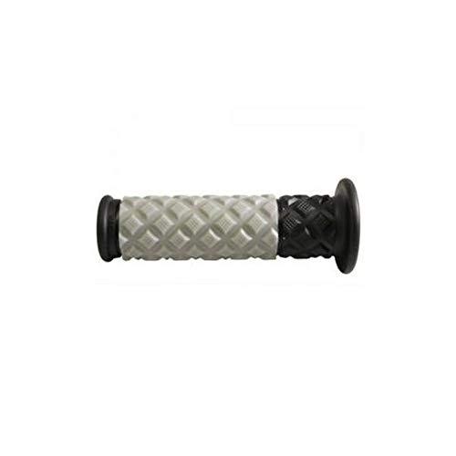 Avon Tyres Grips Diamond ATV Grips - Gray , Color: Gray