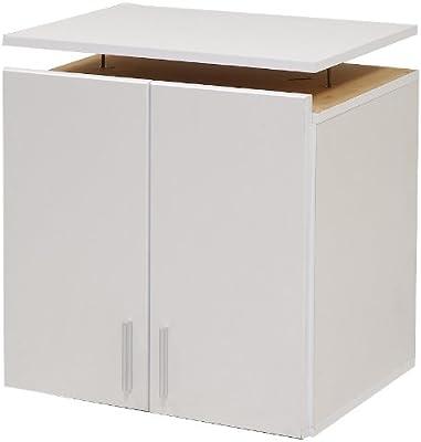 JKプラン スタンダードキッチンシリーズ 上置き 600幅 ホワイト kc-145-wh