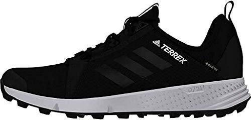 Adidas Terrex Speed GTX, Zapatillas Deportivas Tiempo Libre y Sportwear Hombre, Negro (Core Black/Core Black/FTWR White), 42 2/3 EU